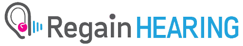 Regain hearing logo2