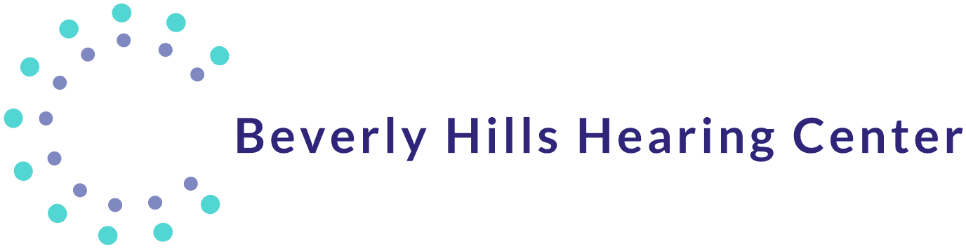 Beverly hills hearing center logo