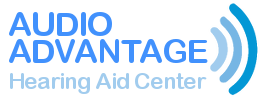 Audio advantage hearing aids logo