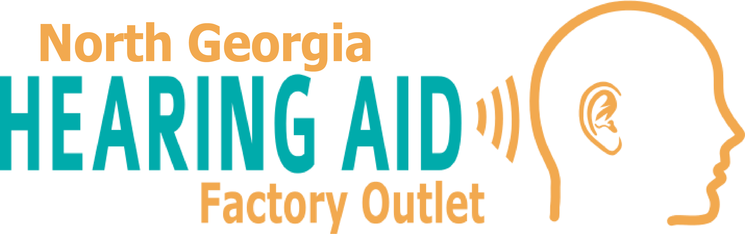 North georgia hearing aid logo %281%29
