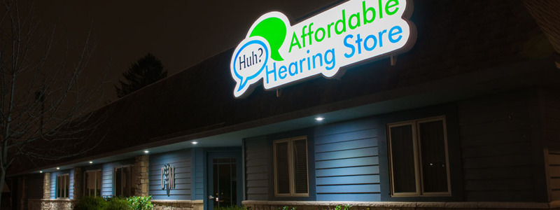 Affordable hearing