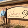 Johnson hearing services sign