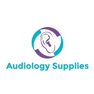 Audiology supplies logo square