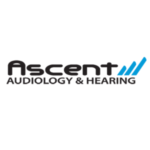 Logo ascent audiology hearing 500