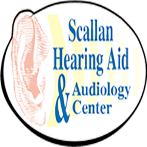 Scallan hearing aid   audiology center logo%28250x250%29
